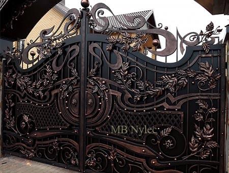 Elegant full gate