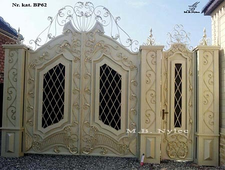 Exclusive full gate
