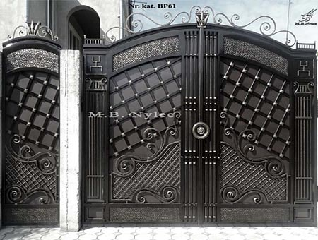 Forged gate full
