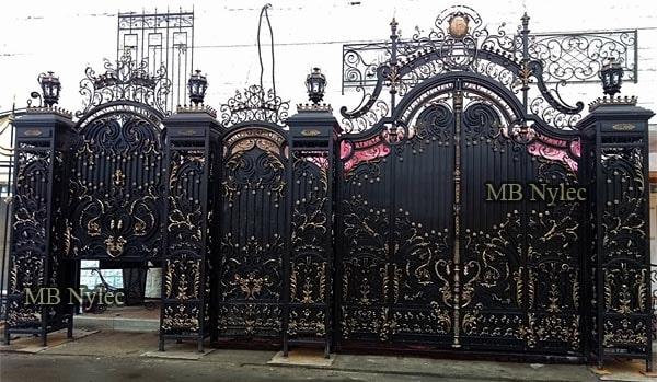 Massive full gate set