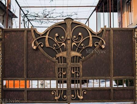 vintage gates
