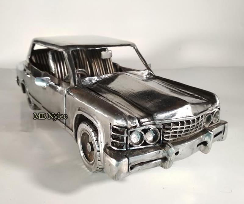 Car sculpture - Chevrolet Impala - for connoisseurs