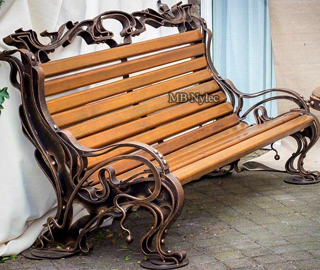Exclusive forged bench