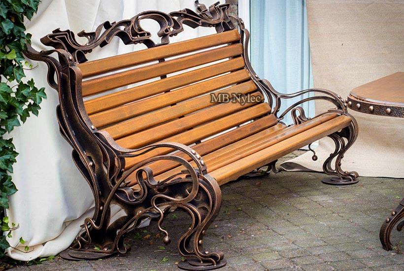 Forged benches