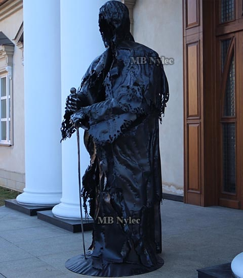 Nazgul - steel sculpture 220cm