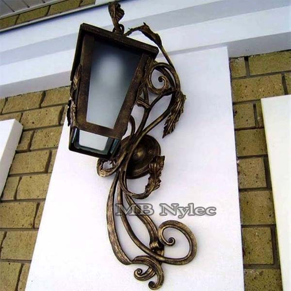Design forged wall lamp