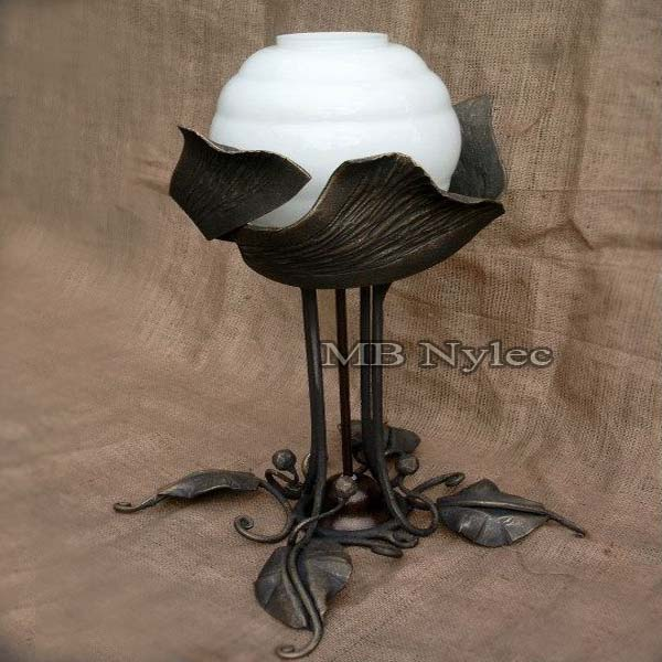Forged lamp small