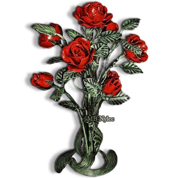 Forged bouquet 50cm
