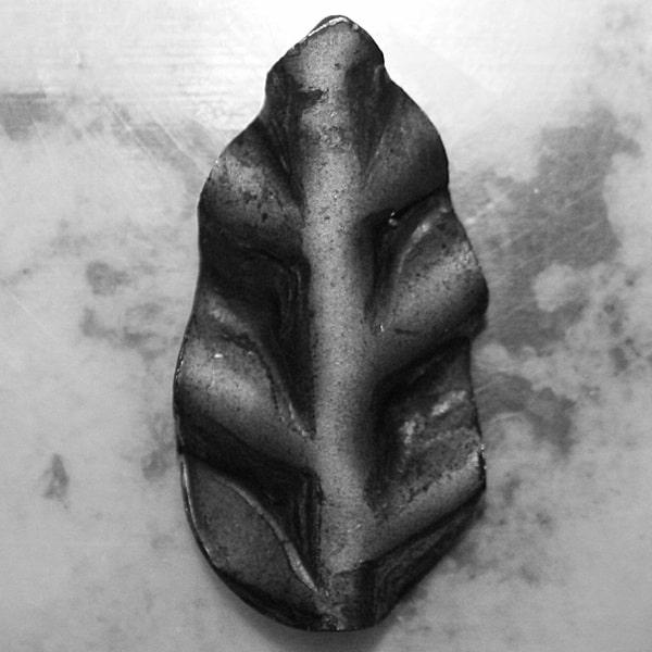 Forged rose leaf l1c