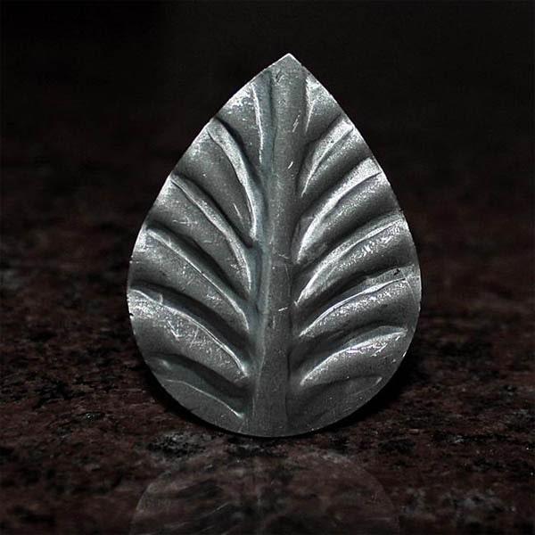 Forged rose leaf l2