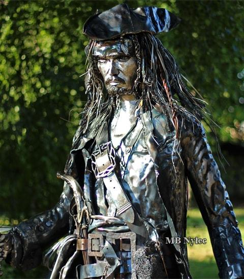 Jack-Sparrow-steel-forged-figure-Johnny-Depp-Metalwork